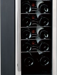 Hafele Slimline 300mm wide Wine Cooler