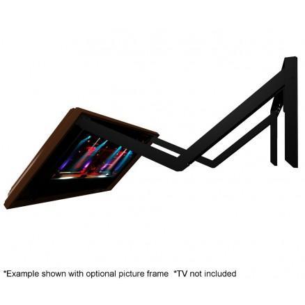 hvtv extended flip out tv mount up to 43 electronic zone. Black Bedroom Furniture Sets. Home Design Ideas