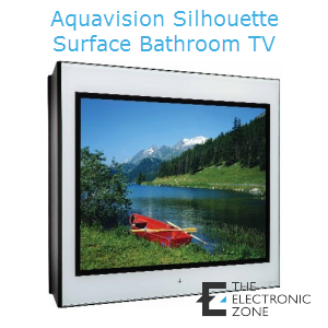 Aquavision Silhouette Surface Mounted Bathroom TV